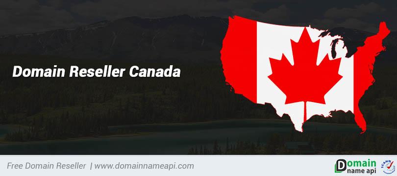 Domain Reseller Canada