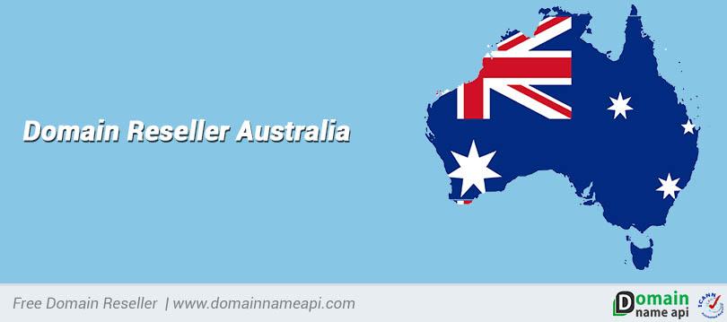 Domain Reseller Australia