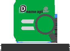 域名搜索   Domain Name Api