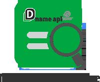 Recherche de nom de domaine   Domain Name Api