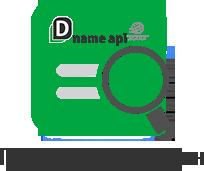 Поиск доменного имени | Domain Name Api